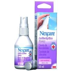 Antisséptico Nexcare Spray com 50ml