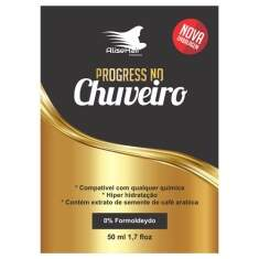 Alisehair Progressiva No Chuveiro 50mL